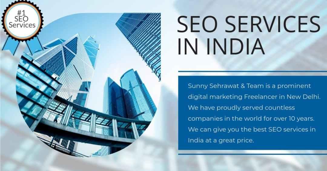 SEO Services In India - SEO Freelancer India